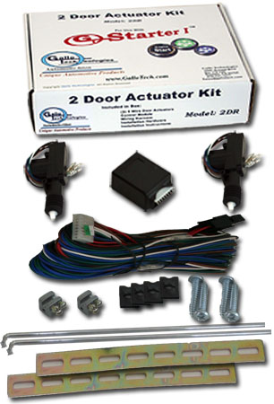 2door actuator kit