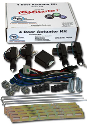4door actuator kit