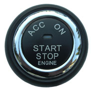Keyless Surface Mount Engine Start / Stop Button