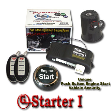 Gallotech Push Button Start Push Button Starter And Security System